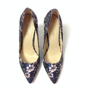 Charles By Charles David Women's Floral Stiletto